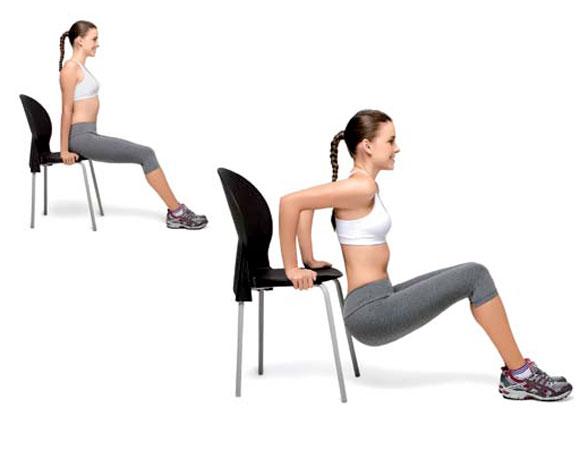 tríceps-cadeira