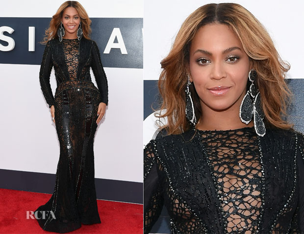 Beyonce-Knowles-In-Nicolas-Jebran-Couture-2014-MTV-Video-Music-Awards-VMA